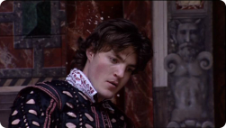 Tom in Romeo and Juliet at The Globe Theatre