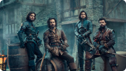 Series 3 The Musketeers