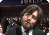 Invisible Woman Tom Burke Interview